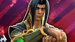 Zhin Gameplay & New Game Mode Onslaught! | Paladins Gameplay