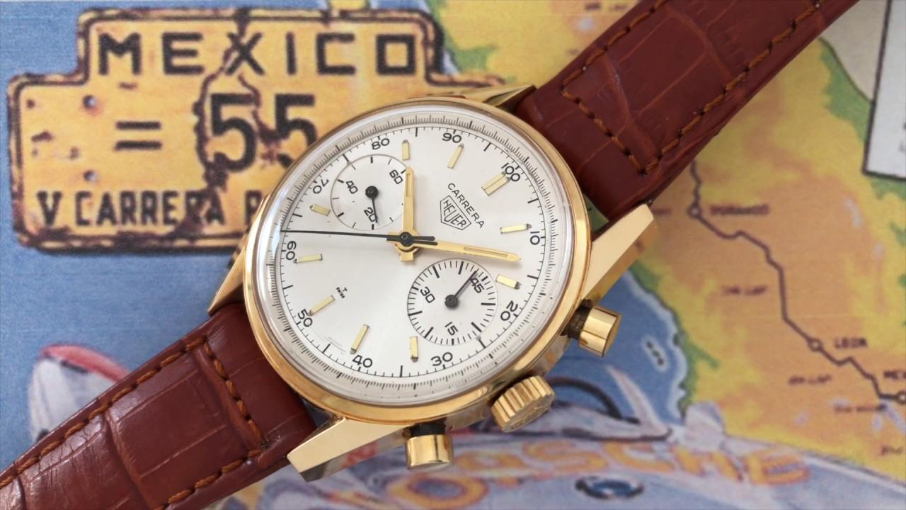 l'atteggiamento migliore 02e9f 467af Orologi vintage - Heuer Carrera