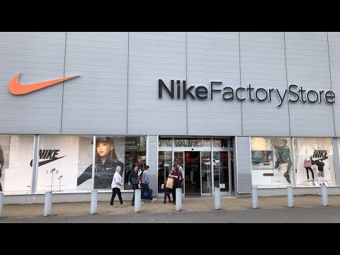 Nike Factory Store | Tour【4K】