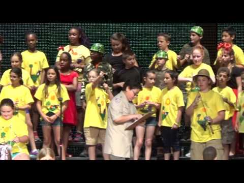 Mountain View School Musical 2016 Camp Runamok