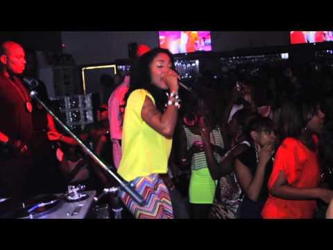 Rasheeda Performing live in Nashville - Love and Hip Hop