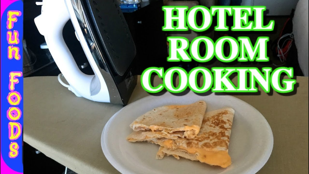 Cooking Hacks Cooking With A Hotel Iron Ft Rkvc Youtube