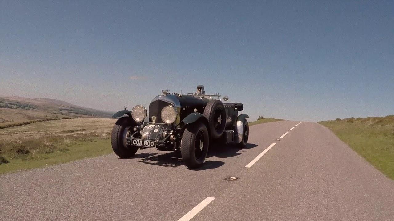 Bentley Blower by Bob Petersen