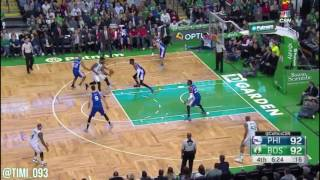 Al Horford Highlights vs Philadelphia 76ers (19 pts, 12 reb, 4 ast)