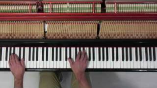 Chopin Waltz (#12) Op.70 No.2 - Paul Barton, piano