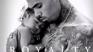Chris Brown Blow It In The Wind (Lyrics) Royalty