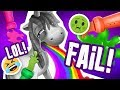 CRINGY Fails Compilation😂Melting Ice Queen, Burping Unicorn & More! Secret Magic Shop | TutoTOONS