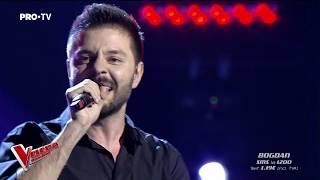 Bogdan Ioan - Sa nu-mi iei niciodata dragostea Live 2 Vocea Romaniei 2018
