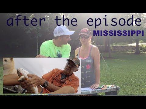 AFTER THE EPISODE - Mississippi -Cat Island & Pascagoula- Mann