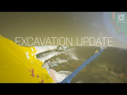 Astroneer - Excavation Update Trailer