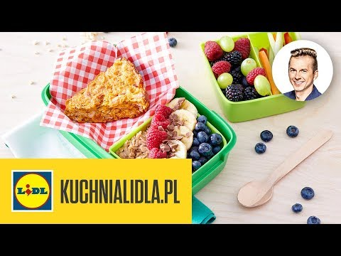 Lunchbox Do Szkoly Karol Okrasa Kuchnia Lidla Youtube