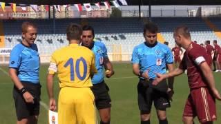 Матч «Россия - Украина» (1-1)