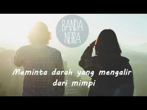 Lagu Indie Dari Banda Neira -  Rindu (Lirik)