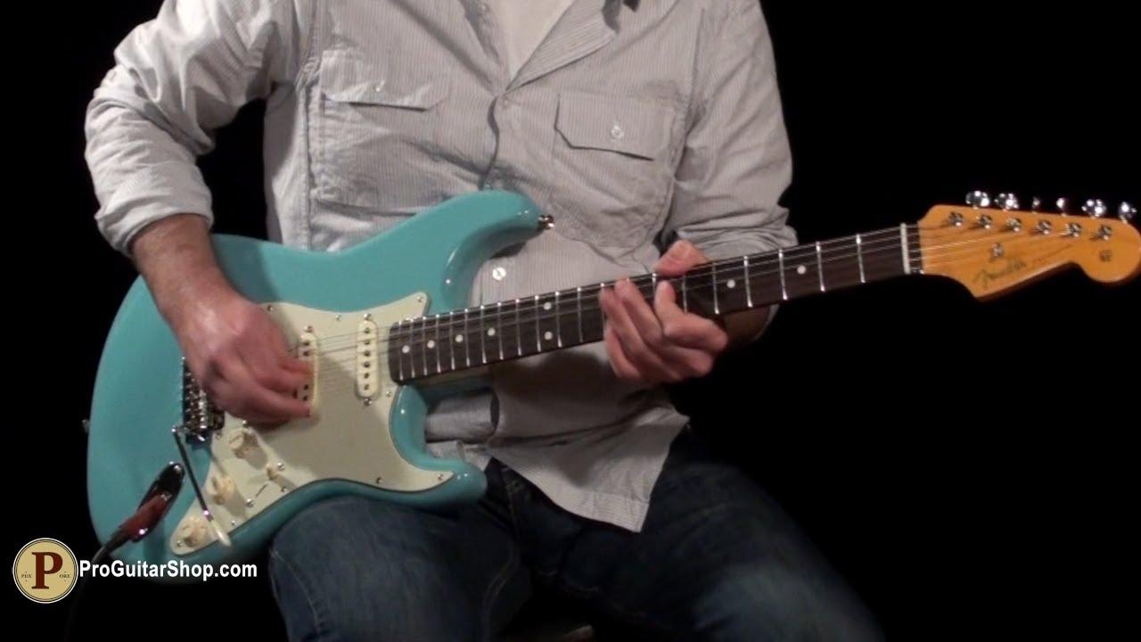 Fender FSR American Vintage '62 Stratocaster