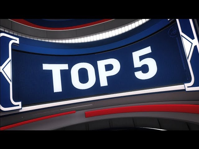 Top 5 Plays of the Night | March 18, 2018