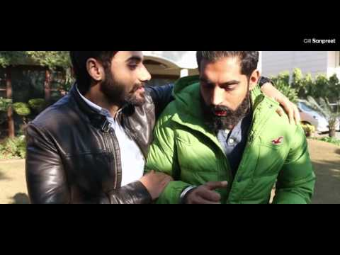 BEHIND THE SCENES OF JATT SIRRA || UPKAR SANDHU || CROWN RECORDS ||