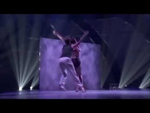 Sytycd 8 Sasha Kent Fool Of Me W Judges Comments Youtube