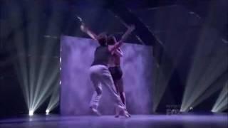 SYTYCD 8: Sasha & Kent - Fool of Me (w/ Judges