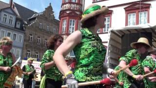 Downtown Samba Hof - Samba Festival Coburg 2010