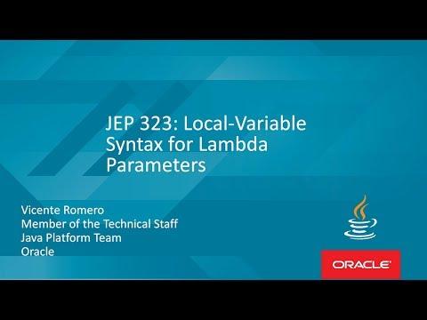JEP 323:  Local-Variable Synta...