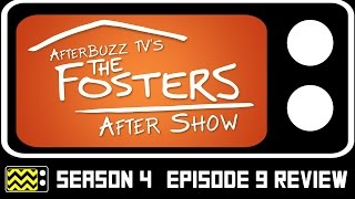 The Fosters Season 4 Episode 9 Review & After Show | AfterBuzz TV