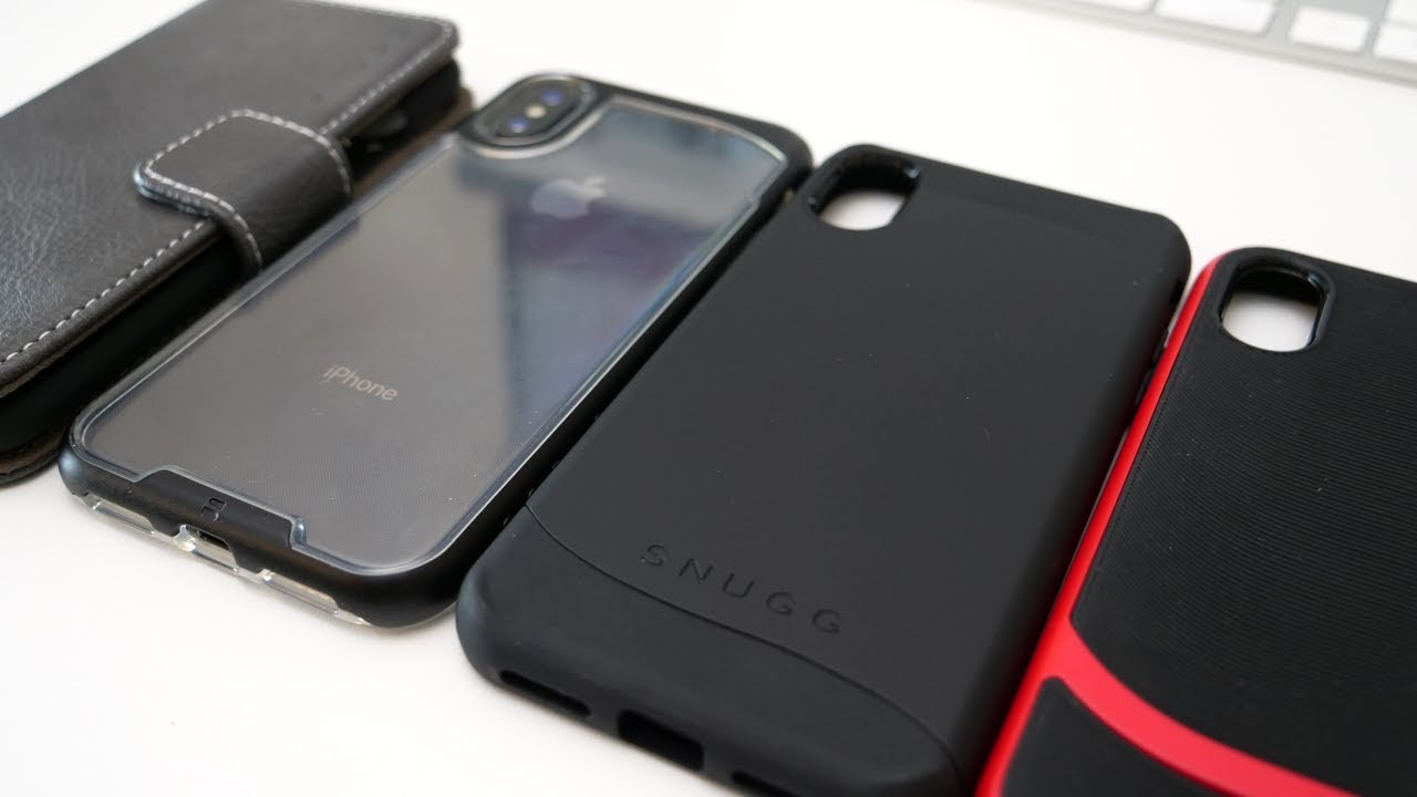 snugg iphone xs case