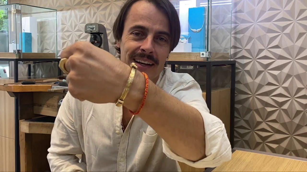 Las Pulseras de Hombre más vendidas - Pulseras de NUDO NICOLS - Pulseras de Oro Pulseras de Plata