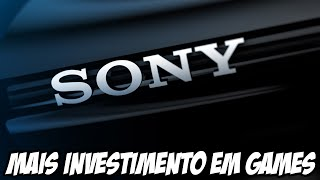 Sony resolve investir pesado na marca Playstation e acionistas ficam felizes