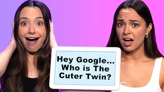 Does Google Know Who The Merrell Twins Are?