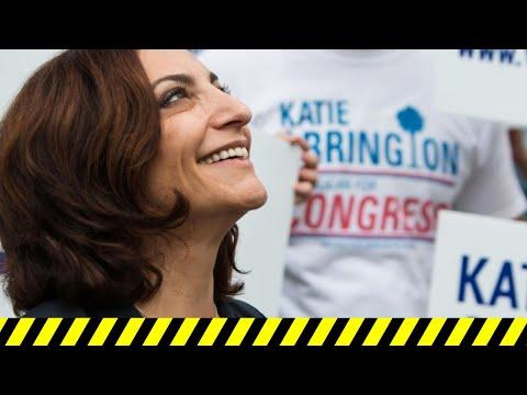 Republican Katie Arrington Hospitalized