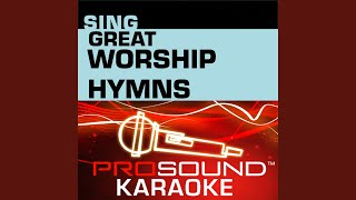 Blessed Assurance Karaoke Instrumental Track In the Style of