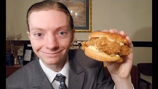 Does KFC Have The BEST Chicken Sandwich?