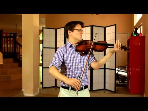 Mendelssohn, On Wings of Song, Example Performance