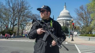 В Вашингтоне около Капитолия произошла стрельба
