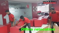 Office Relocation | Corporate move