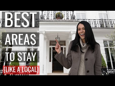Best Areas To Stay In London (for Local Vibes 😎) | Book Your London Hotel Series