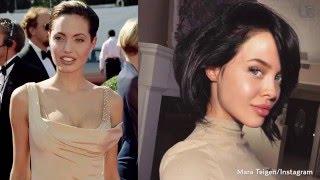 Angelina Jolie Has a Look-Alike in Kylie Jenner's Friend Mara Teigen