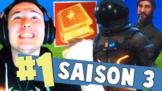 I've UNLOCKED ALL THE COMBAT SAISON PASS 3 !!! Fortnite TOP #1