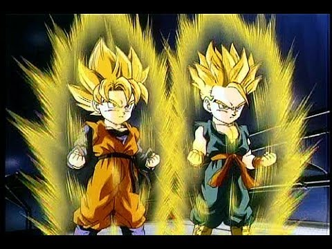 Future Goten And Trunks ESF Goten and T...
