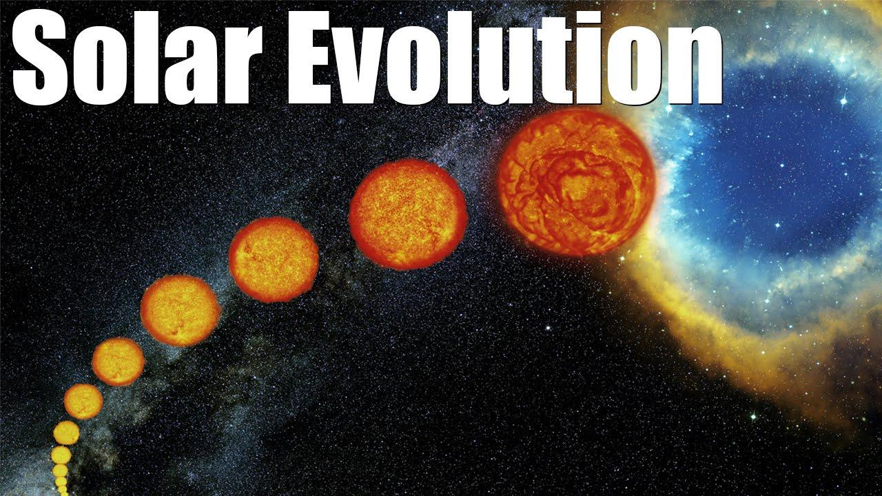 solar system evolved - photo #29