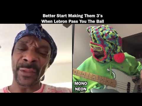 Mono Neon x Snoop Dogg -