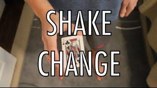 Shake Change Tutorial