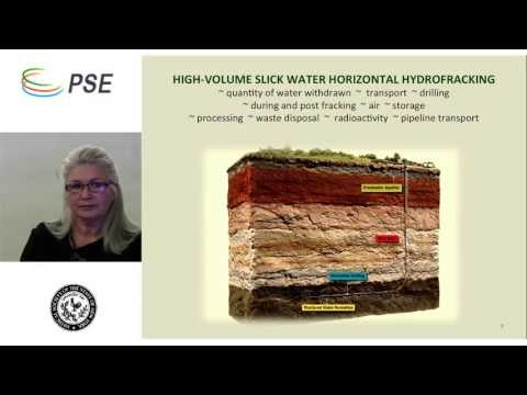 Health Impact Assessment for Shale Gas Extraction - Larysa Dyrszka, MD