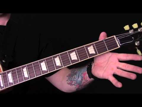 Shiny Happy People Guitar Tutorial by REM