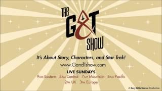 "G & T Show SL – Alex ""Nod"" Engel of Star Trek Timelines"