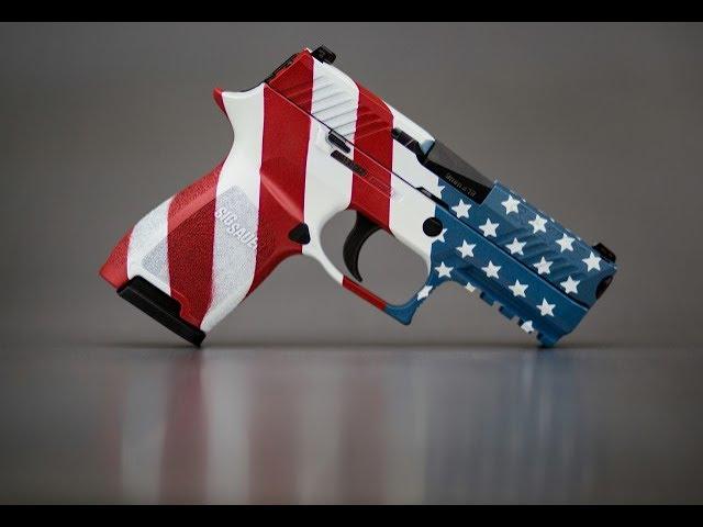 2017 Guardian Nation Gun Giveaway – The American SIG