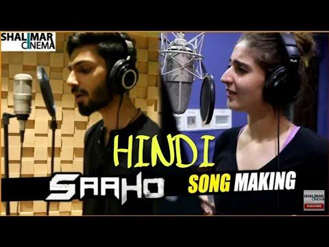 Sahoo | Hindi Making Of Song Pyscho | Dhavani Bhanushali 👇👇