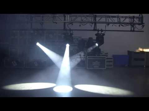 Demo: Chauvet Rogue R2 Spot