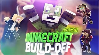Minecraft Build Off #132 - DONALD TRUMP!