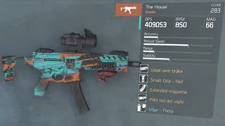 THE DIVISION - THE REAL WAY TO MOD YOUR WEAPON IN PATCH 1.8! GET MAX DAMAGE WITH ANY GUN